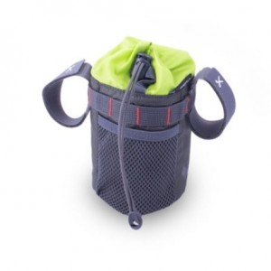 Acepac Bike Bottle Bag szara nylon