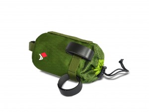 Acepac Bike Bottle Bag zielona